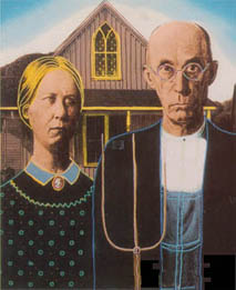 AMERICAN GOTHIC STATE I Edition Of 225 Size 28 X 36 Retail Gallery List Price 8000