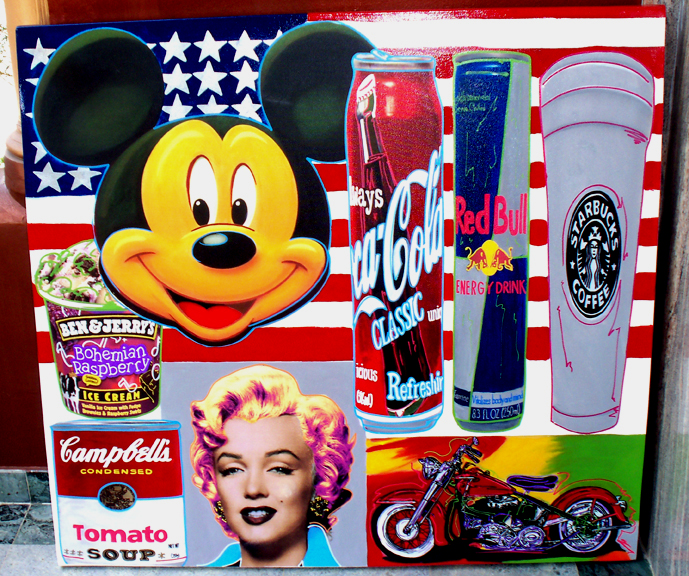 The History of Pop Art (1950s-1970s) - ThoughtCo